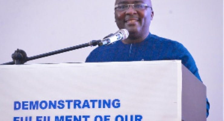 FACT-CHECK: 3 claims by Dr Bawumia at government Town Hall Meeting