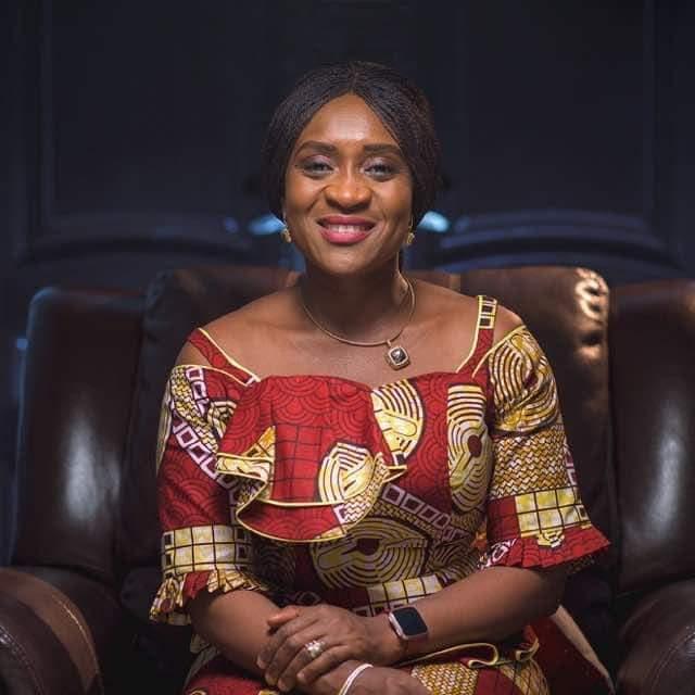 Hon Abena Osei-Asare Files Nominations form on Tuesday 18th February,2020