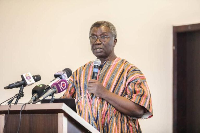 NPP chairman suspended over secret recording of Prof. Frimpong Boateng