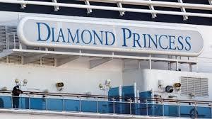 3rd Indian tests positive for coronavirus on cruise ship off coast Japan