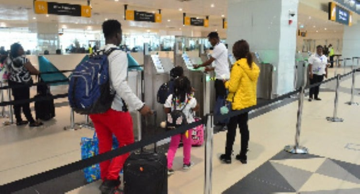More foreigners denied entry into Ghana over coronavirus