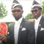 Our charges would be increased after coronavirus - Viral Ghanaian pallbearers announce