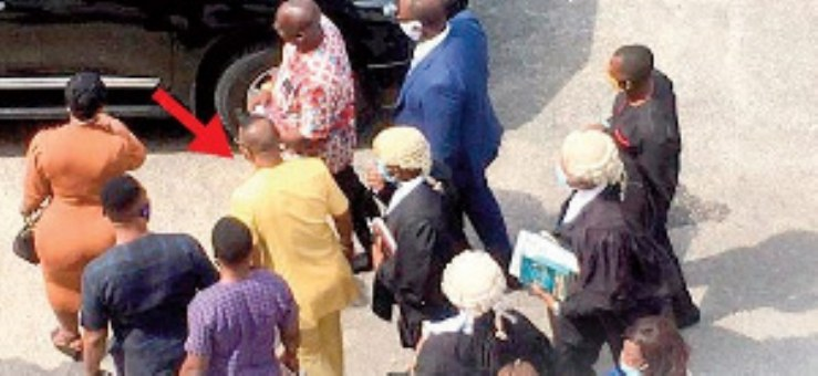 Obinim 'fires' lawyer, whisked away in style