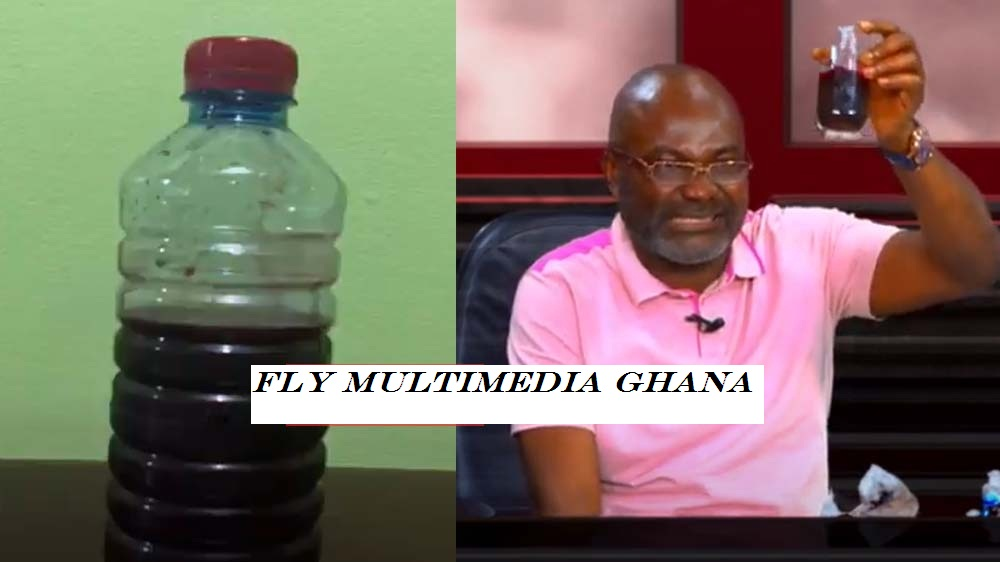 VIDEO : Kennedy Agyapong Shares How The Fake Pastors Repackage Sobolo Drink As Blood Of Jesus Christ & Sell Them At GHC1000 To Church Members