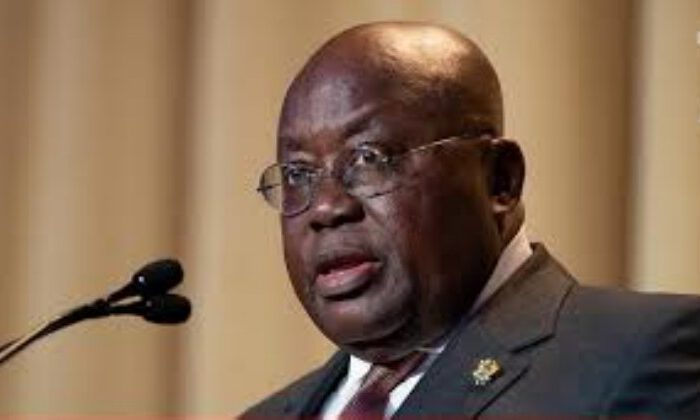 Akufo-Addo grants amnesty to 794 prisoners