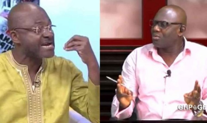 I have not said anywhere I will expose any Bishop-Kennedy Agyapong