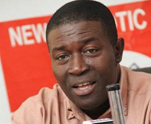 'I haven't taken over my good friend Buaben Asamoa's job' – Akomea