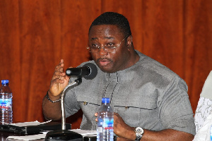 NDC generated its register and knows the names omitted in the voters' register – Afriyie Ankrah