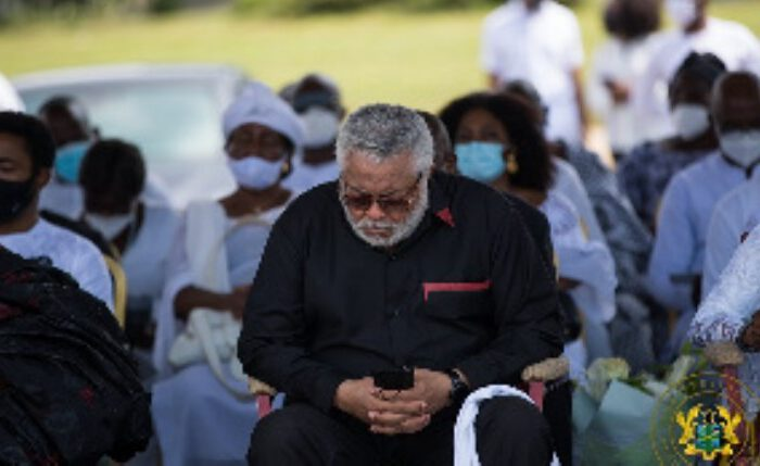 Breaking News: Jerry John Rawlings is dead