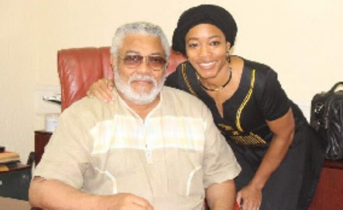 Flashback: 'My dad has a wicked sense of humour' – Zanetor's fond memories of Rawlings