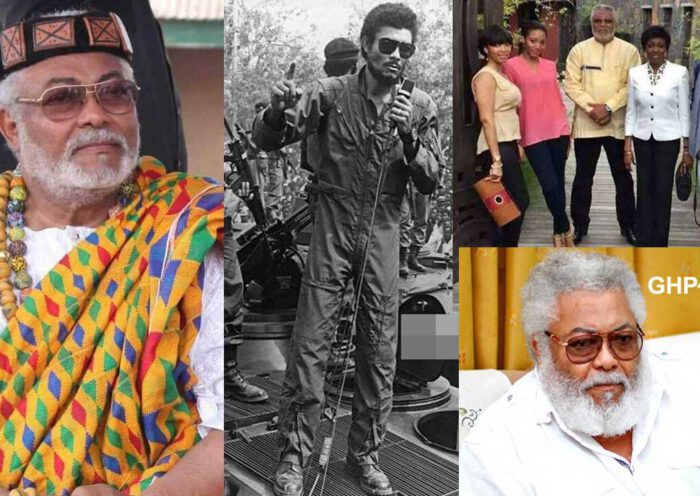 Personality Profile: All you need to know about former president Jerry John Rawlings