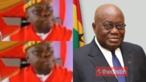 Watch video: President Akufo-Addo Will Die – Odifo Kwabena Tawiah On Death Prophecy About Nana Akufo-Addo
