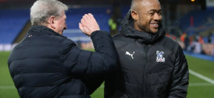 'You will be missed' - Jordan Ayew bids farewell to Roy Hodgson