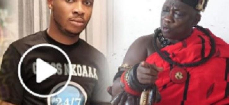 Ask 'small boy' Twene Jonas if he's able to sleep at night – Otumfuo Brempong