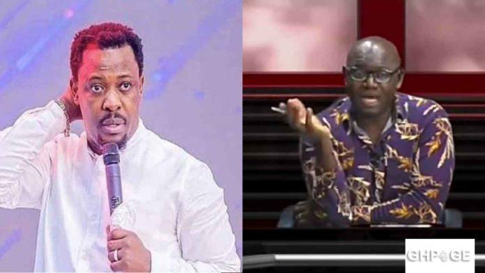Kweku Annan threatens court action against Nigel Gaisie over extortion claims