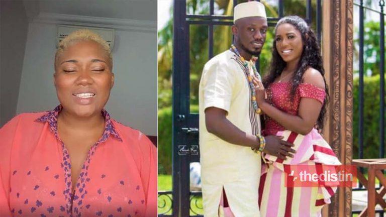 "VIDEO: ""Eugene Osafo-Nkansah knows how to l!c.k me very well"" – Abena Korkor Addo"