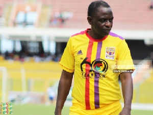 We need a goal-scoring striker to win 2021 Afcon - Ghana legend Mohammed Polo