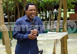 'God has taken his servant Prophet TB Joshua home – The SCOAN