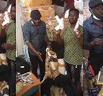 Man reveals plot to ship hundreds of guns to Ghana