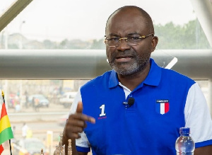 Don't go to church 24/7 because of witches, work hard rather – Kennedy Agyapong tells youth