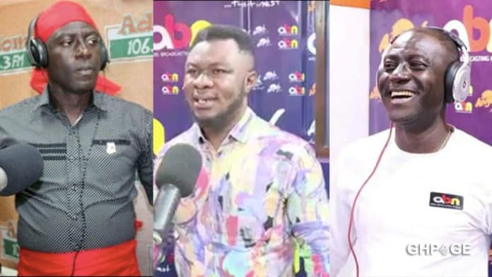 WATCH VIDEO : Captain Smart couldn't stay at Angel because he was into juju – Kwaku Oteng's brother