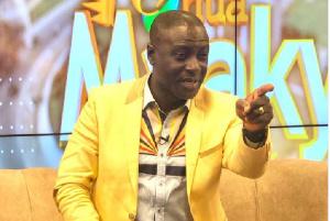 Net2 TV host 'exposes' Captain Smart's 'fake, fraudulent' academic past