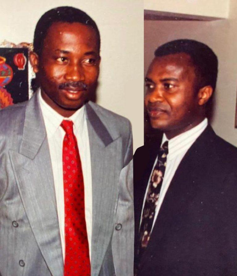 Stephen Ntim Mourns Late Supreme Court Judge