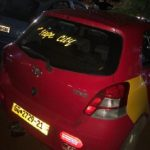Car thief offers poisoned drink to taxi driver, rushes him to hospital