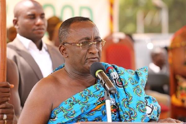 Ghana will have food in abundance next year – Dr Akoto
