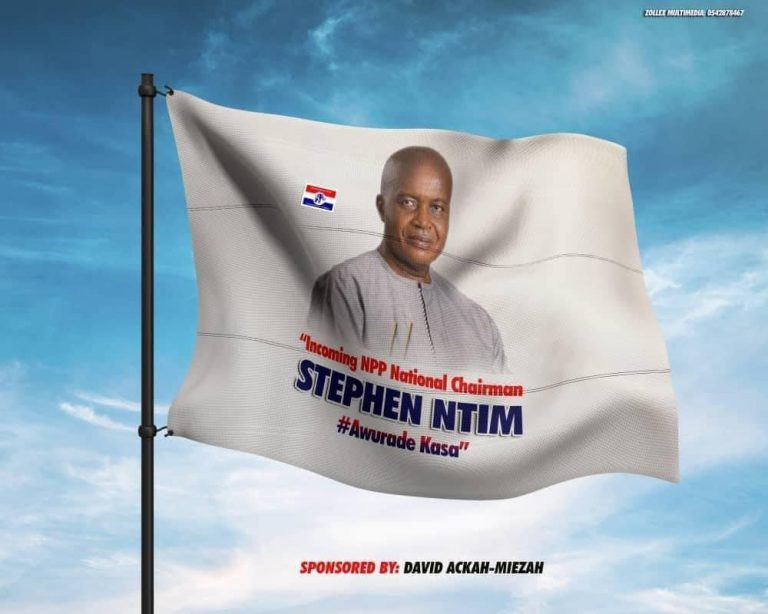 Breaking the 8: Stephen Ntim Is the Perfect Choice For the National Chairmanship Position – David Ackah-Miezah Jomoro