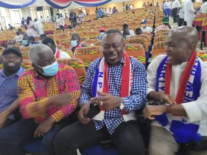 Steven Ntim Is Formidable In The NPP's Chairmanship Race ~ Asabee